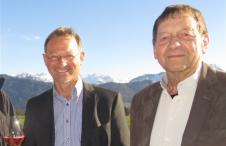 Zentral Schweiz Peter Krummenacher Karl Schmidli