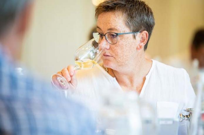 Liselotte Füllmann, crédit: Louis Dasselborne | VINEA