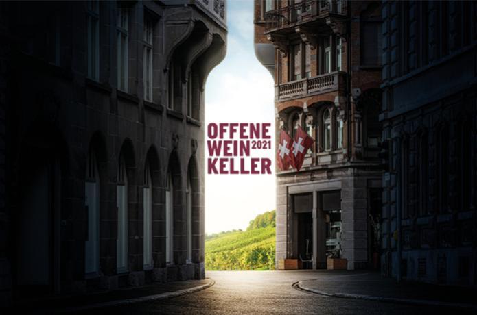 Offene Weinkeller Verschiebung