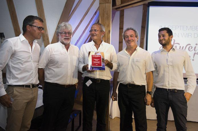 Swiss Wine Top 100 Gault&Millau 2017